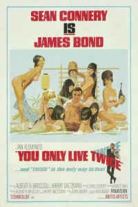 MI6 agent James Bond (Sean Connery) fakes his own death before going to Tokyo to investigate who hijacked an American spacecraft. He breaks into Osato Chemicals, run by president Mr. Osato and steals documents that include a photo of the cargo ship Ning-Po. He then arranges a meeting with Osato, posing as a buyer, but […]