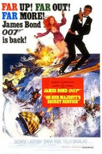 "George Lazenby takes on the role of 007 in another Bond adventure. While in Portugal, the charismatic agent meets the beautiful Contessa Teresa ""Tracy"" di Vincenzo after stopping her from committing suicide on the beach. When he's leaving her hotel room the next morning, Bond is picked up by a group of men who take […]"