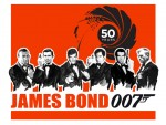 Bond 50th Anniversary artwork released