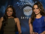 Naomie Harris &amp; Brnice Marlohe Interview