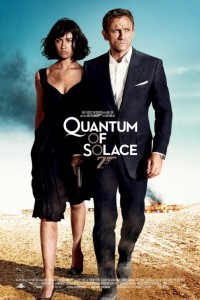 Quantum of Solace continues the high octane adventures of Ian Fleming's James Bond (Daniel Craig) in Casino Royale. Betrayed by Vesper, the woman he loved, 007 fights the urge to make his latest mission personal. Pursuing his determination to uncover the truth, Bond and M (Judi Dench) interrogate Mr. White (Jesper Christensen) who reveals the […]